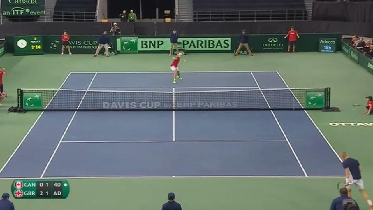 How To Shut Up A Tennis Judge