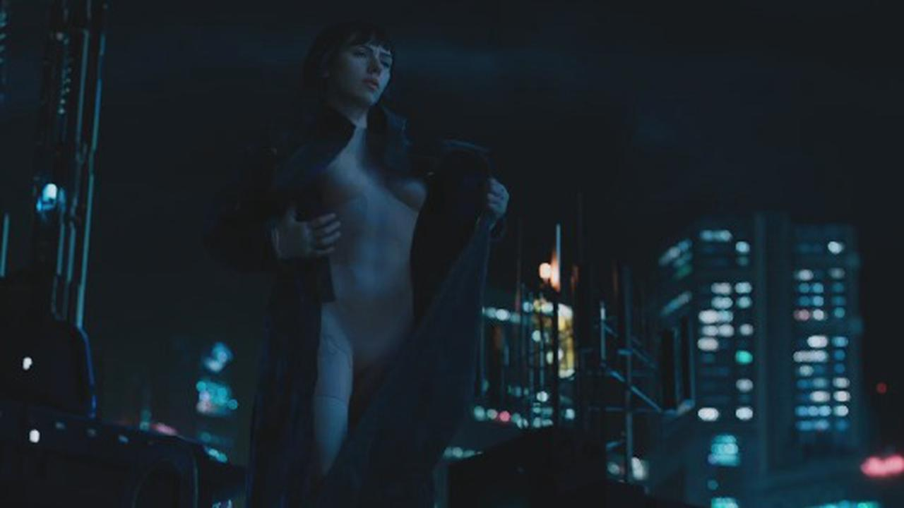 Are You Ready For Scarlett Johansson's Ghost In The Shell?
