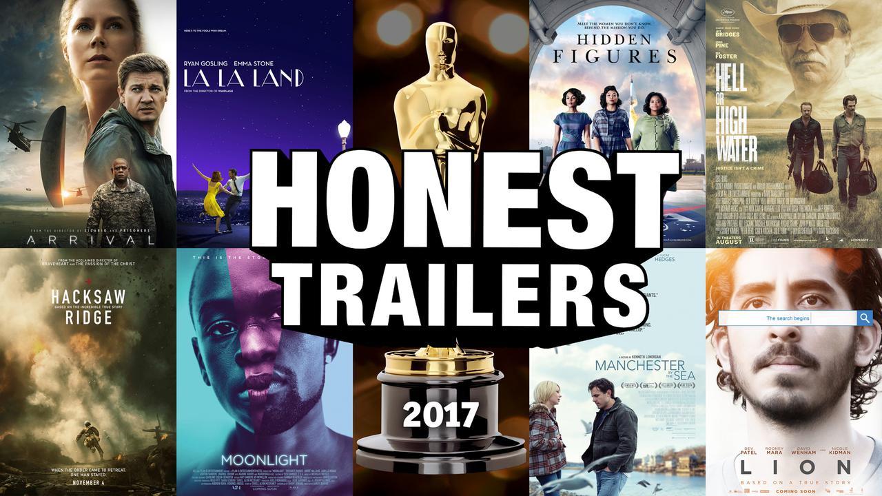 The Oscars (2017) - Honest Trailers