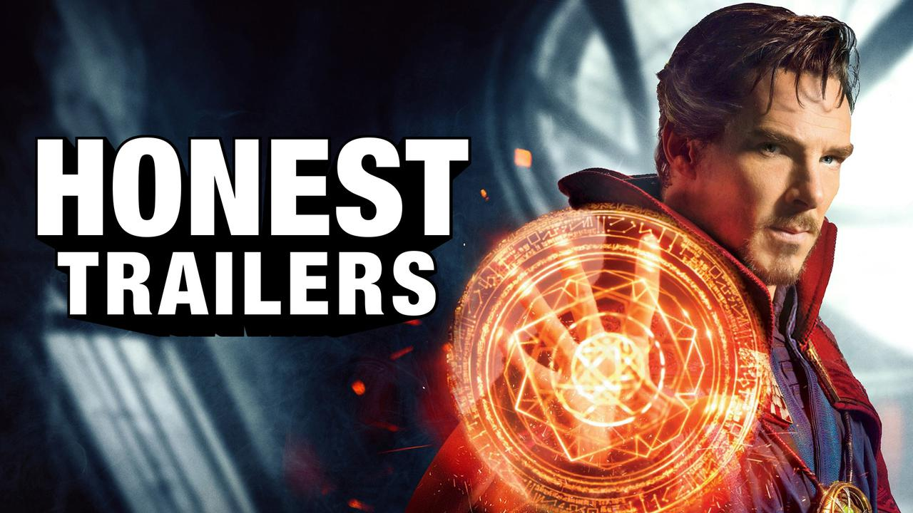 Doctor Strange - Honest Trailers