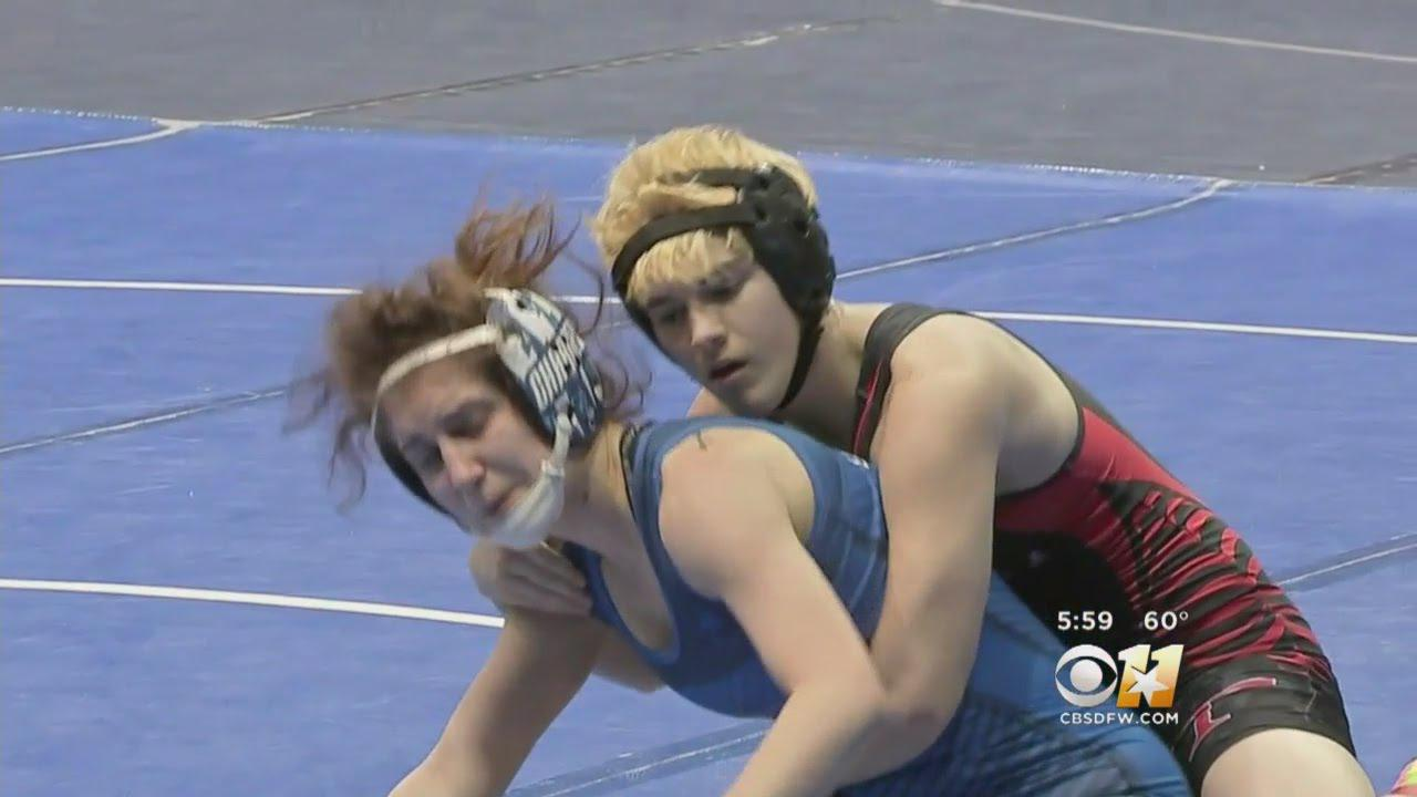 This Transgender Wrestler Is Cleaning Up, But Is It Fair?