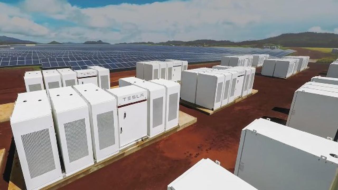 Tesla Is Keeping Kauai Powered With The Sun