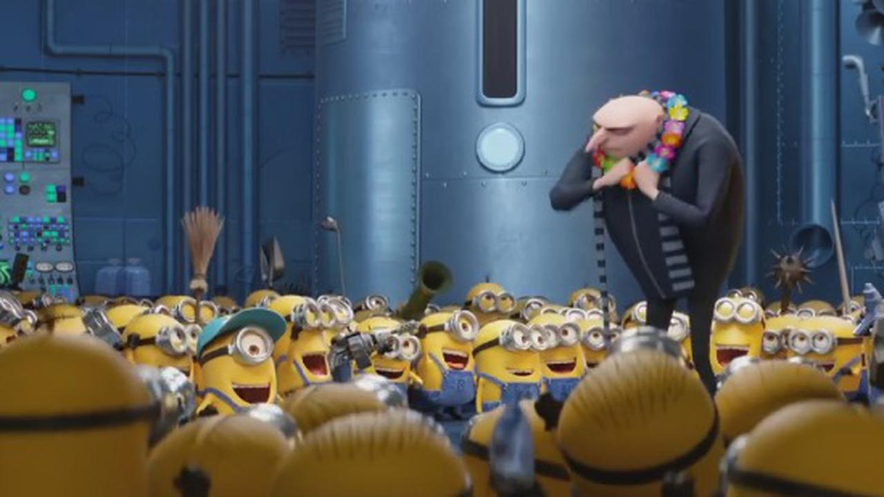 Get Your Minions Ready For Despicable Me 3