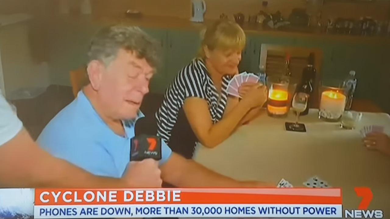 Aussie Bloke's Naughty Joke About Cyclone Debbie Hitting Town Of Bowen