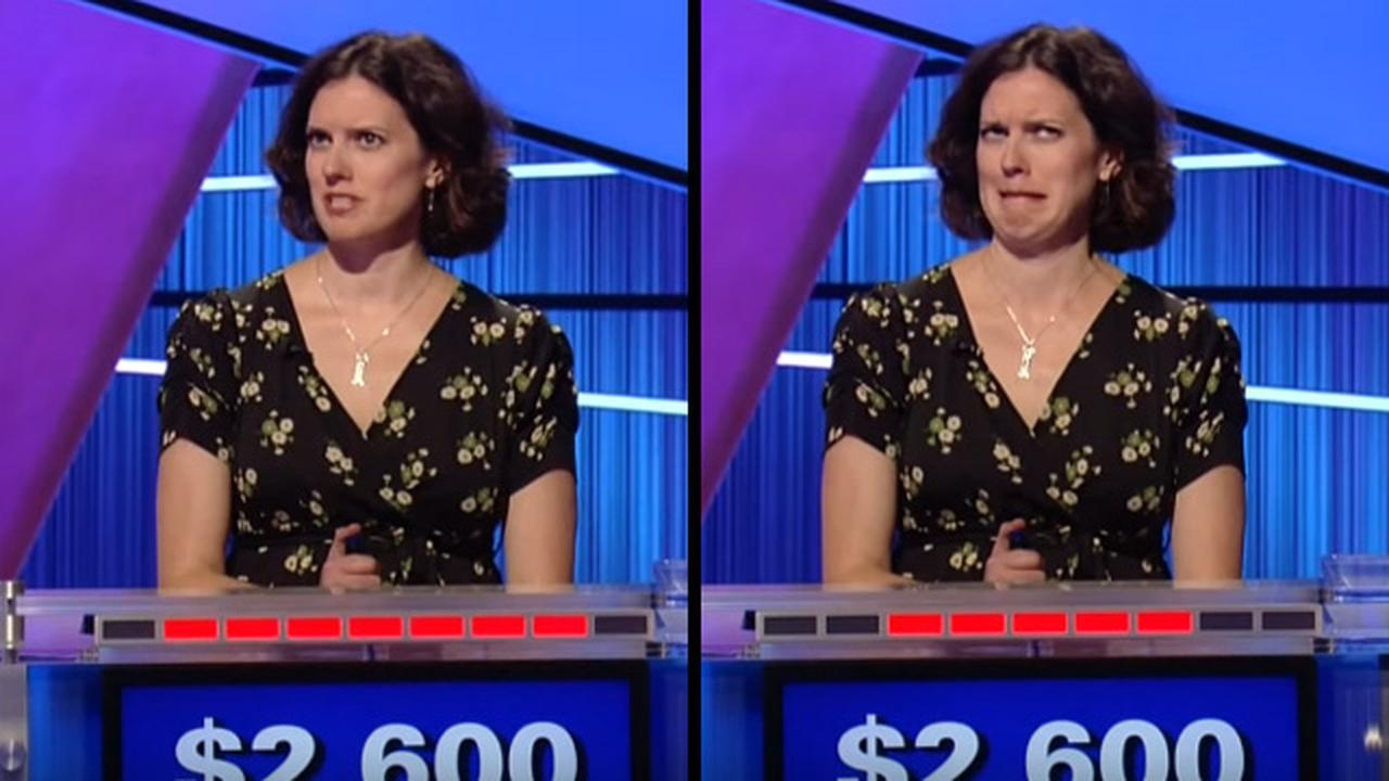 Freaky Jeopardy Contestant Accidentally Exposes Her Dirty Mind On Live TV