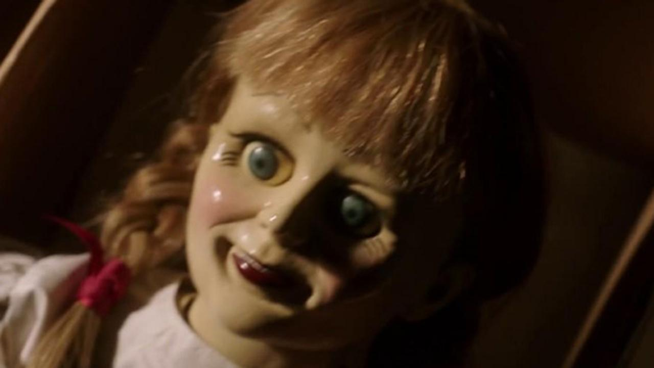 "The Trailer For ""Annabelle: Creation"" Features A Plethora Of Jump Scares"
