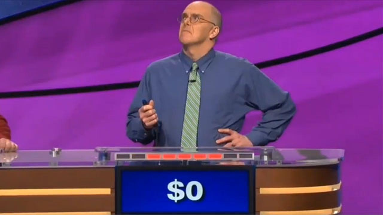 Overconfident Jeopardy Contestant Fails In Hilarious Fashion