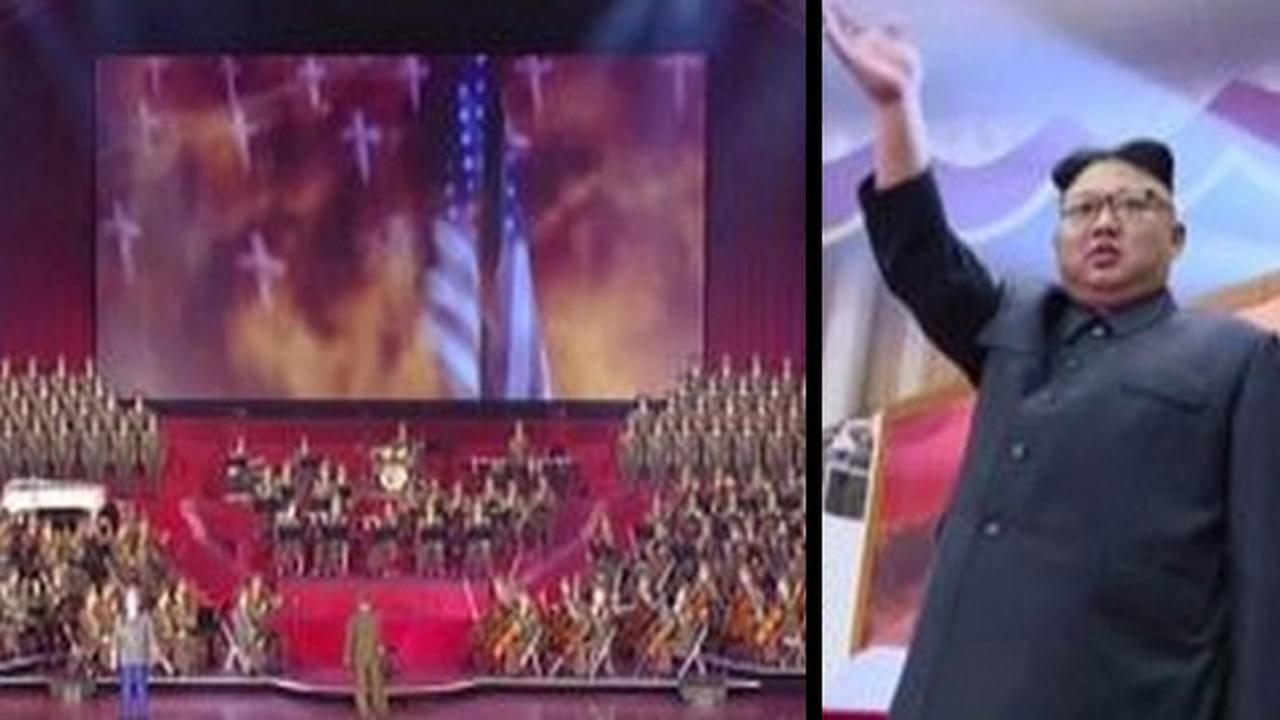 Disturbing North Korea Propaganda Video Depicts Nuclear Strike In America