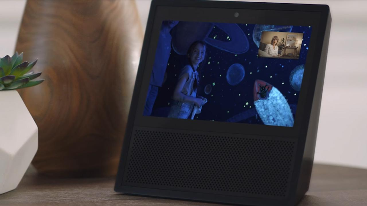 Cool! The Futuristic Echo Show Is Something Everyone Will Want In Their Home
