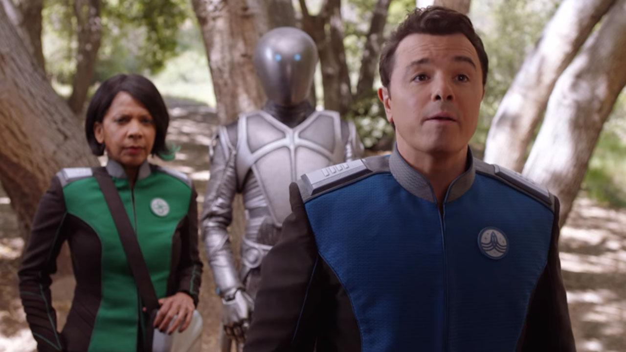 Here's A Trailer For Seth MacFarlane's Star Trek Spoof. It Actually Looks Funny.