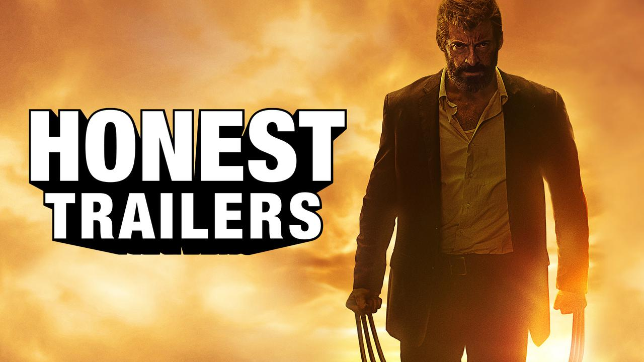 Logan - Honest Trailers (200th Episode!!)