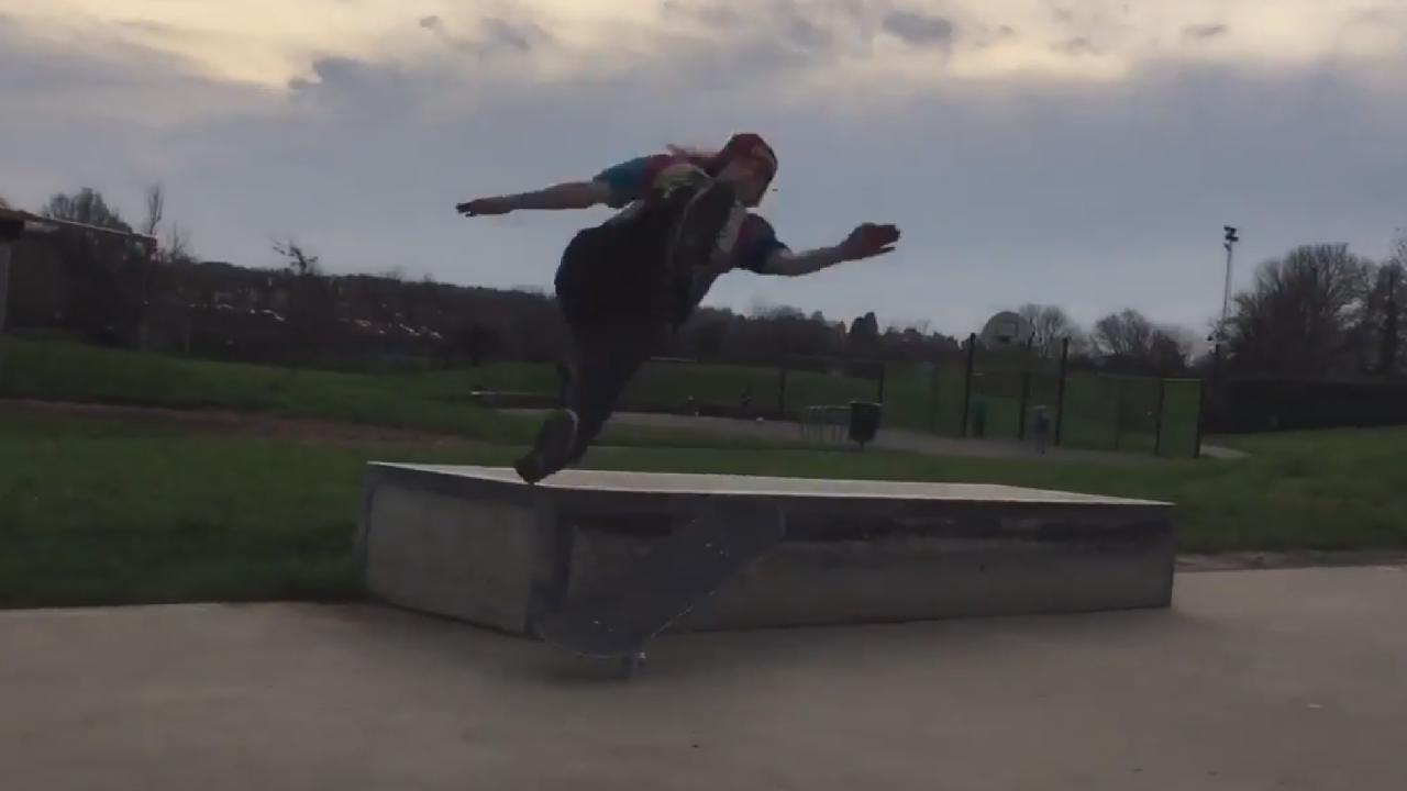 Who Put That Banana Peel On The Skateboard?