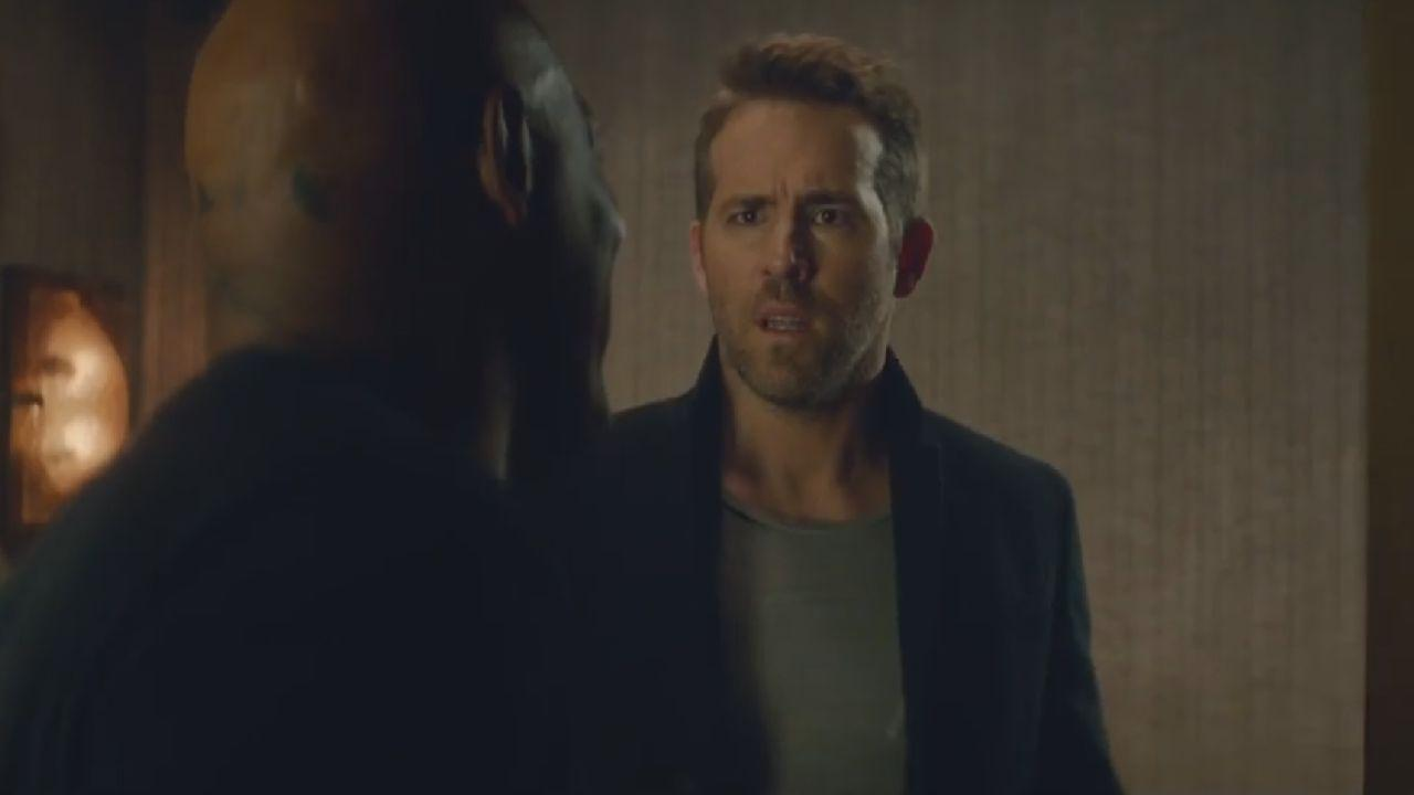 The Hitman's Bodyguard Looks Bad Ass