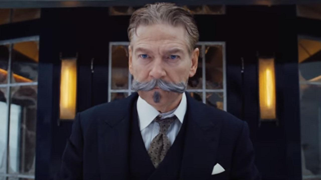 Everybody Is Talking About This Trailer For 'Murder On The Orient Express'