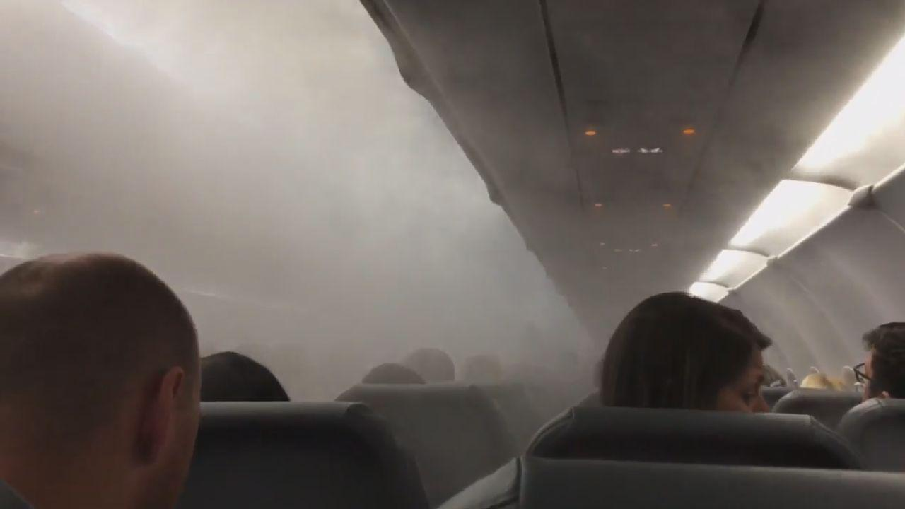 This Is Why You Never Open A Window When You Fly Through Clouds