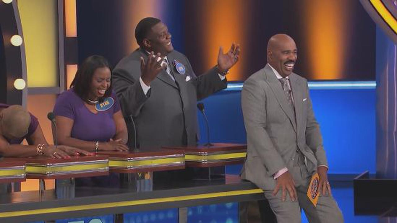 Family Feud Gets Down And Dirty