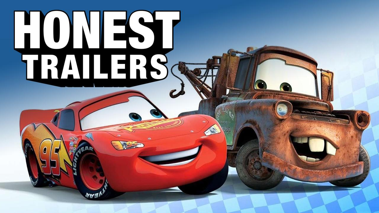 Cars - Honest Trailers