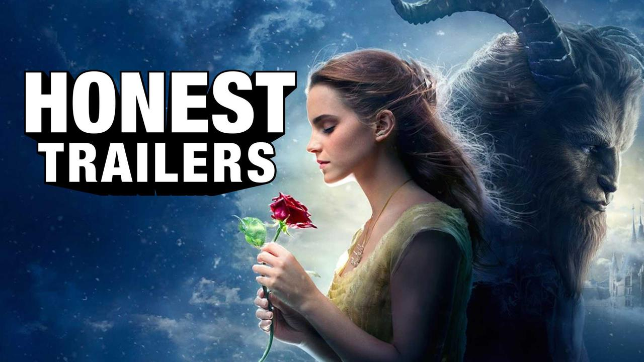 Beauty and The Beast (2017) - Honest Trailers