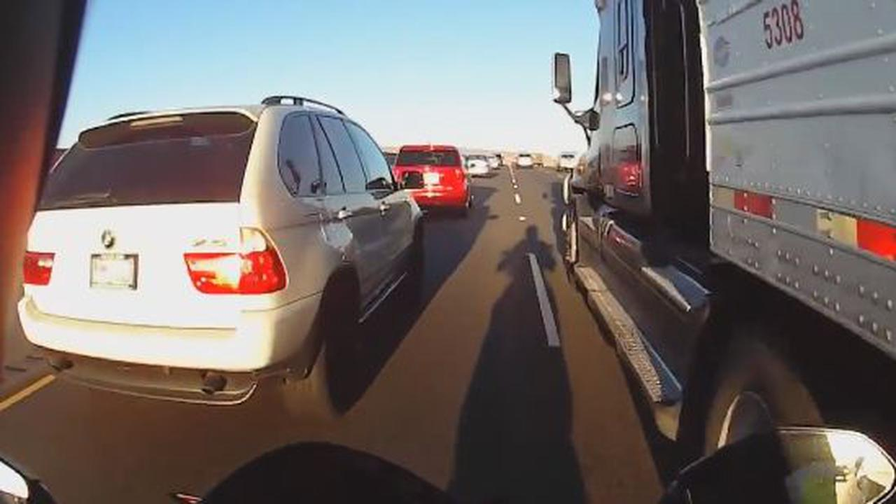 Lane Splitting Or Head Splitting?