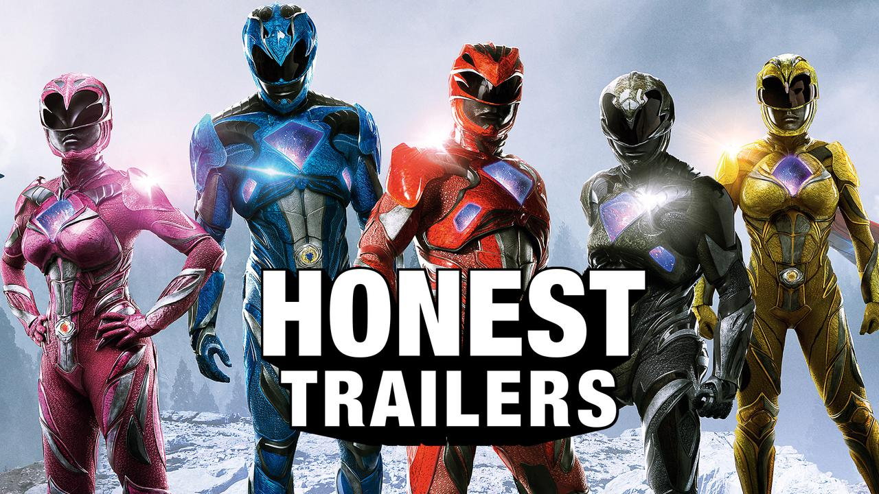 Power Rangers (2017) - Honest Trailers