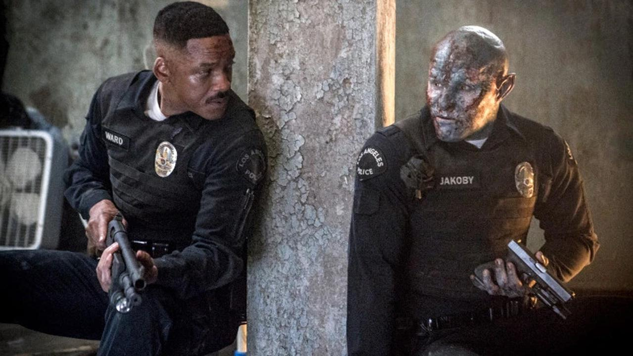 Looks Good! Will Smith Stars In New Trailer For Netflix'S $100 Million Movie