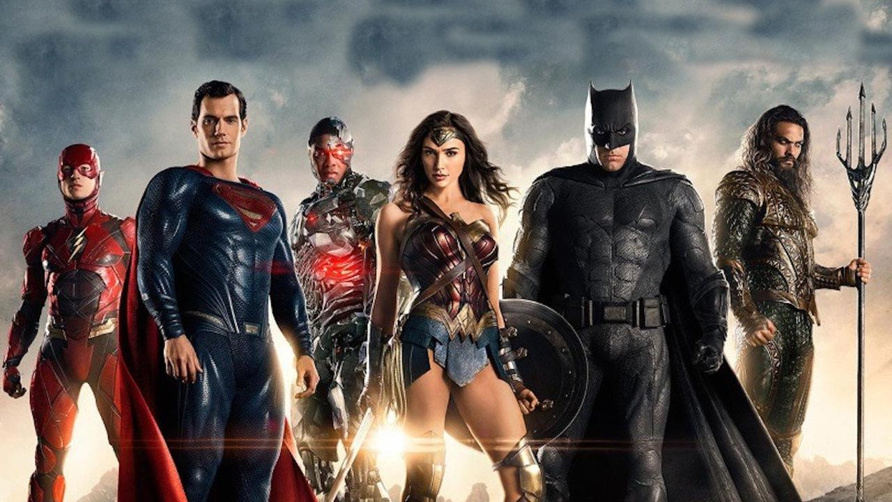 "The New ""Justice League"" Trailer Hit The Internet And It'Ll Make You Hype"
