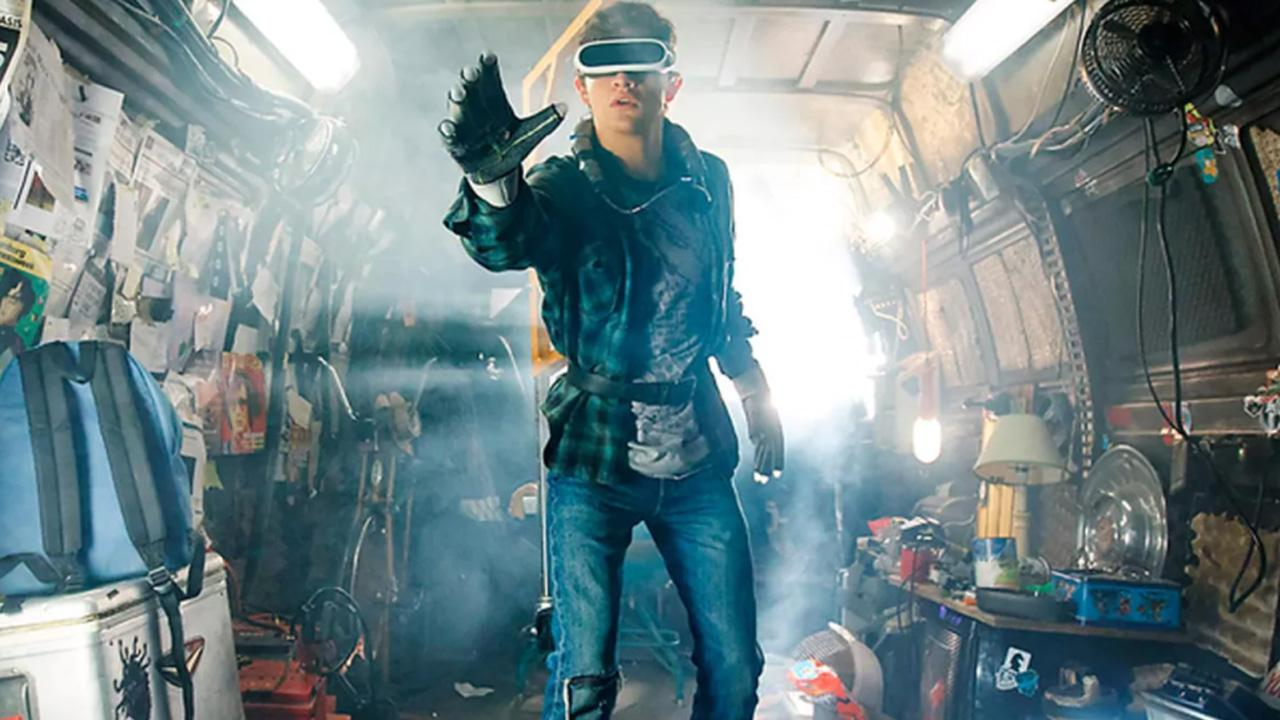"The Very First Trailer For Steven Spielberg'S ""Ready Player One"" Is Here!"