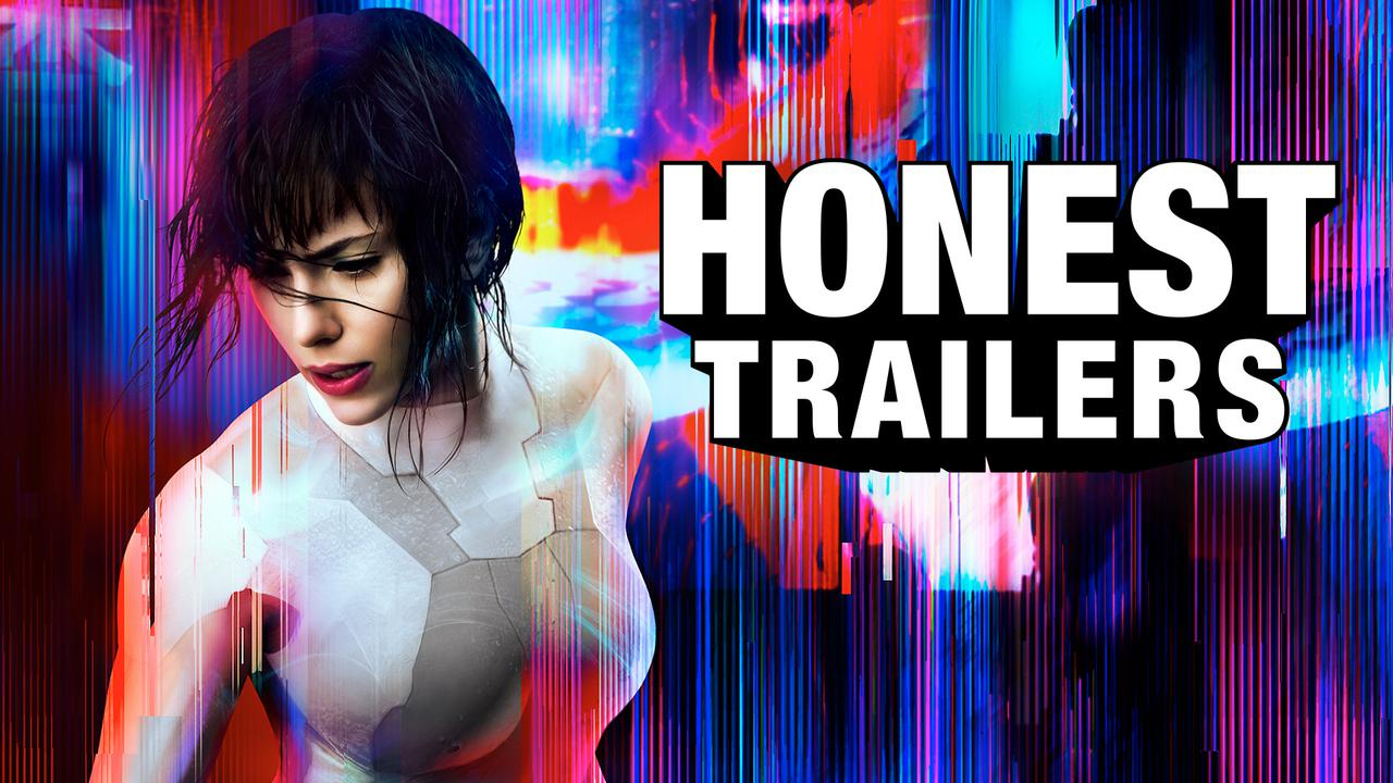 Ghost In The Shell (2017) - Honest Trailers
