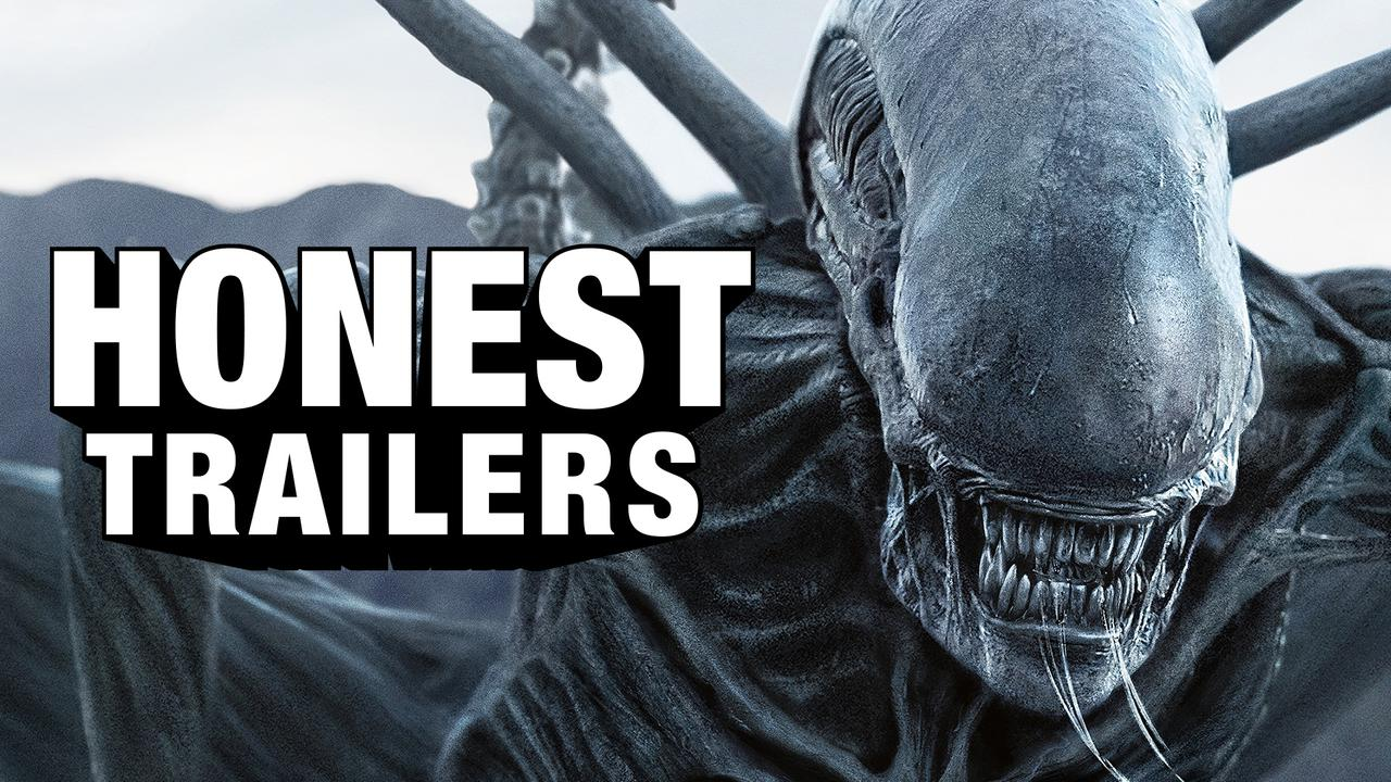 Alien Covenant - Honest Trailers