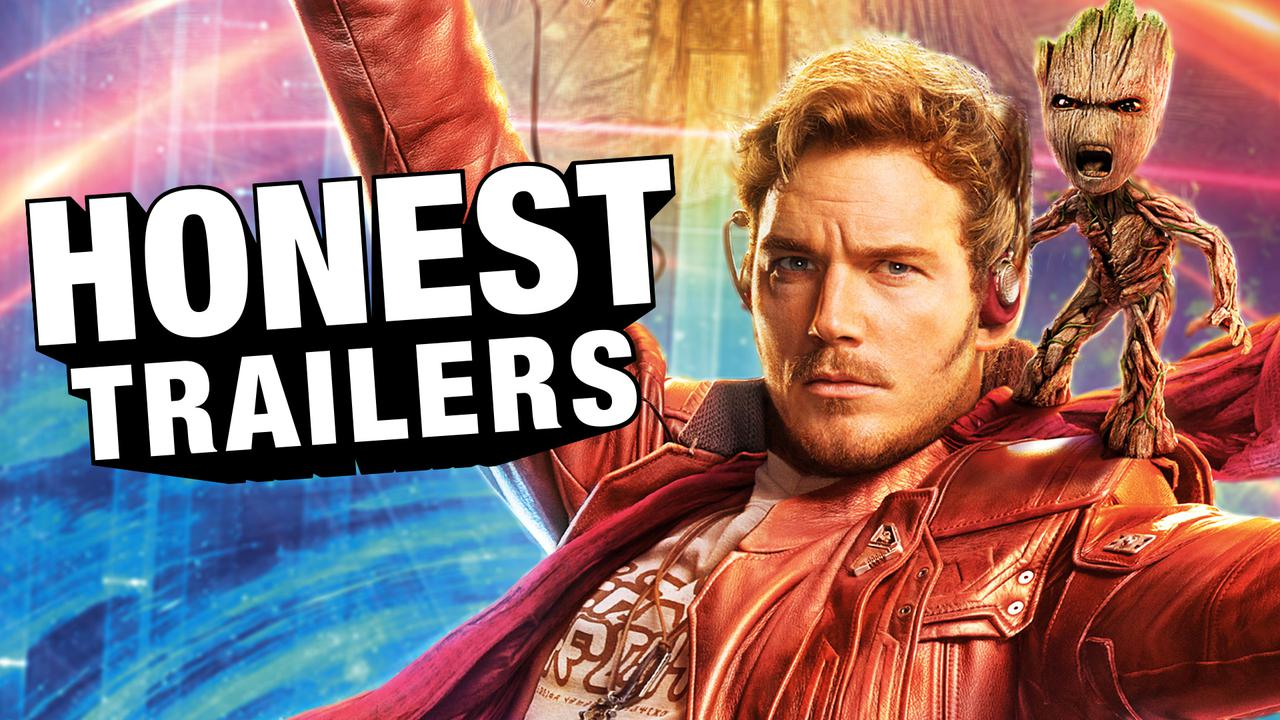 Guardians Of The Galaxy 2 - Honest Trailers