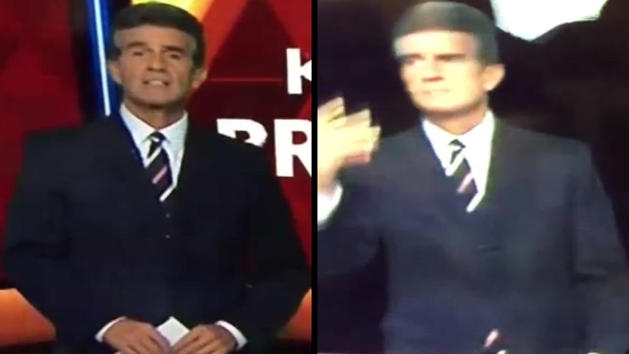 Fed Up News Anchor Walks Off Set After Series Of Technical Difficu_...