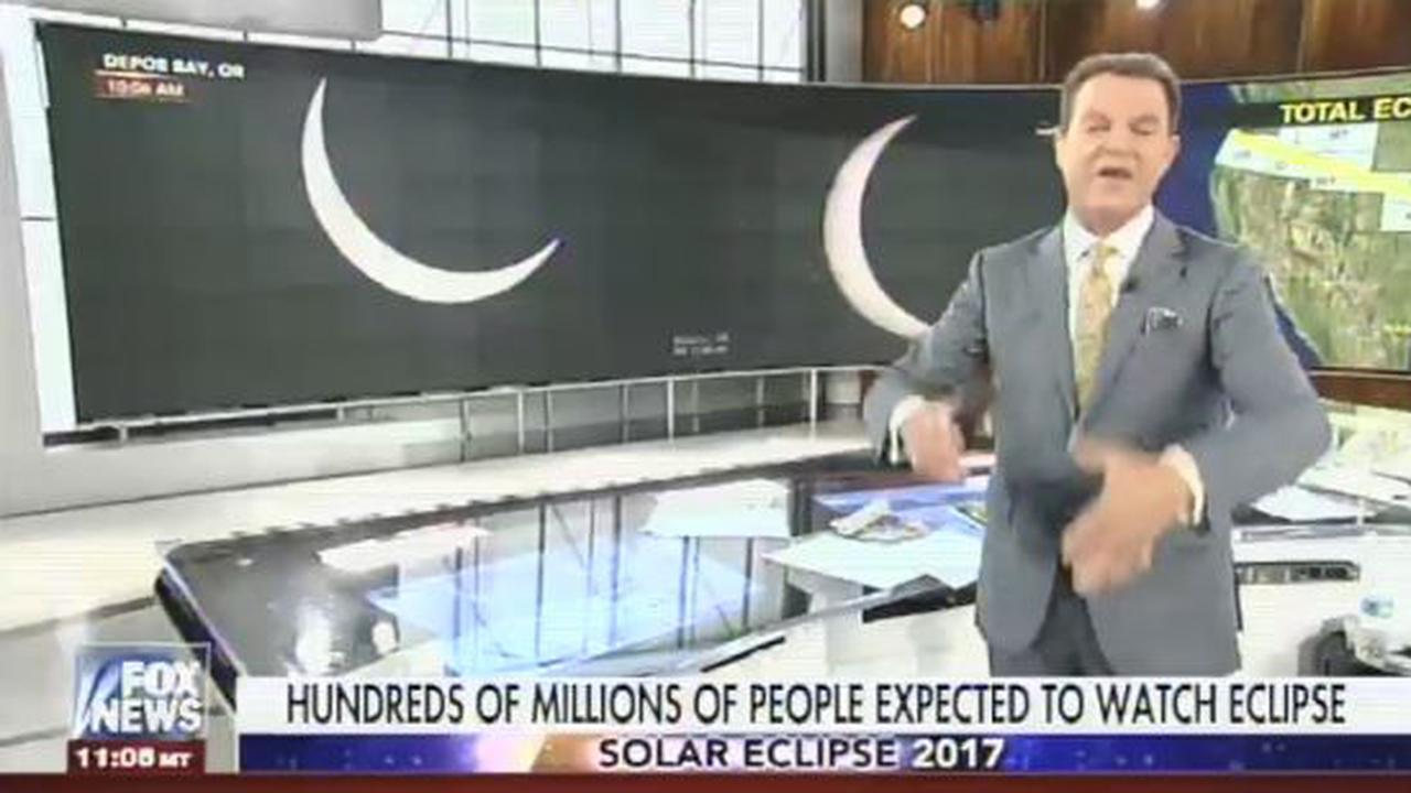 Shephard Smith Hates The Eclipse