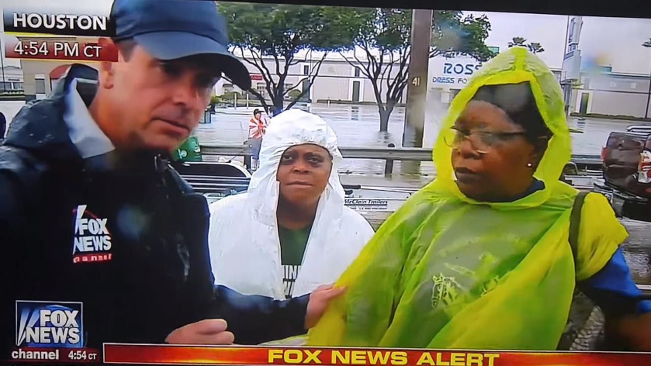 Awkward Scene As Fox News Host Wants To Ask Flood Victims Dumb Que_...