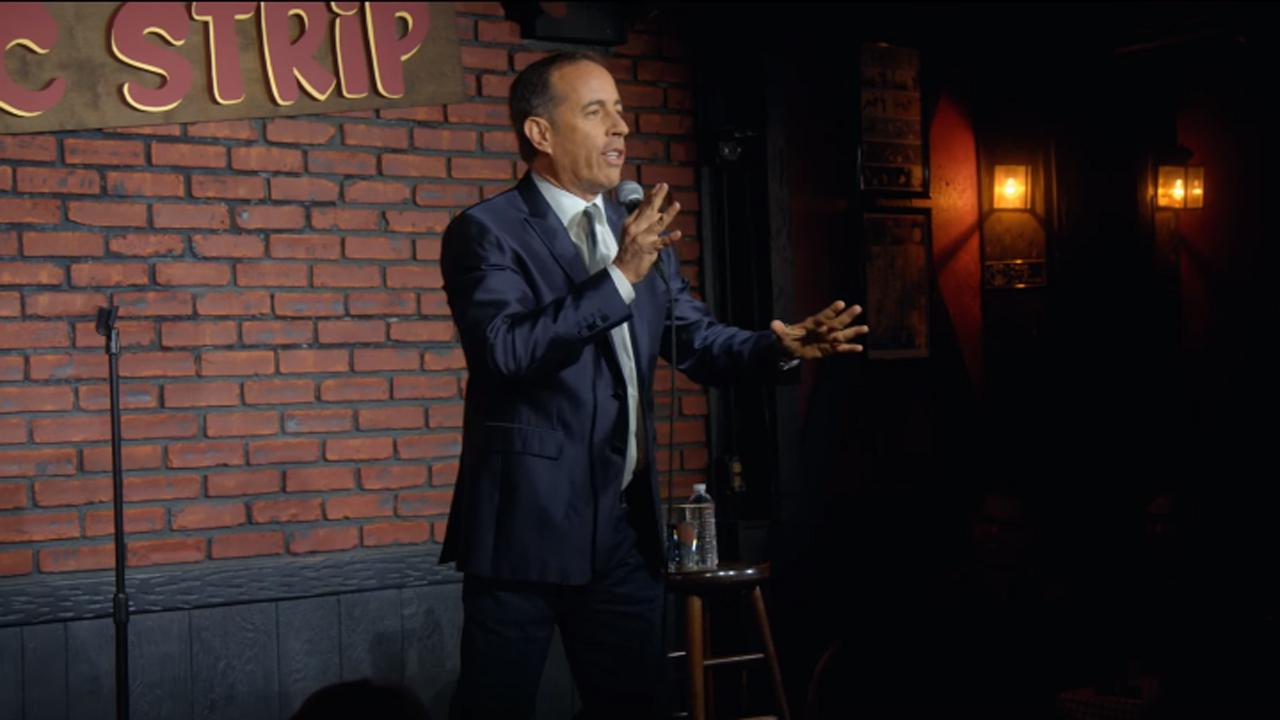 Here'S The Trailer For The New Jerry Seinfeld Special On Netflix