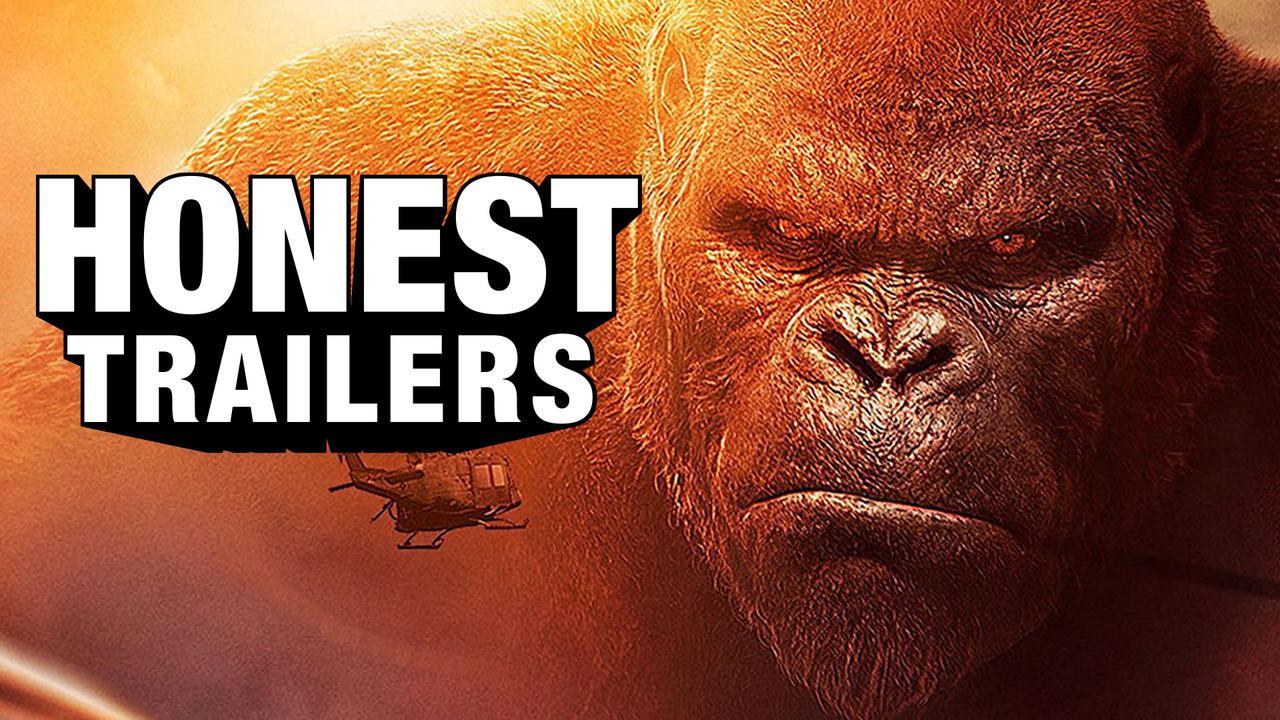 Kong: Skull Island - Honest Trailers
