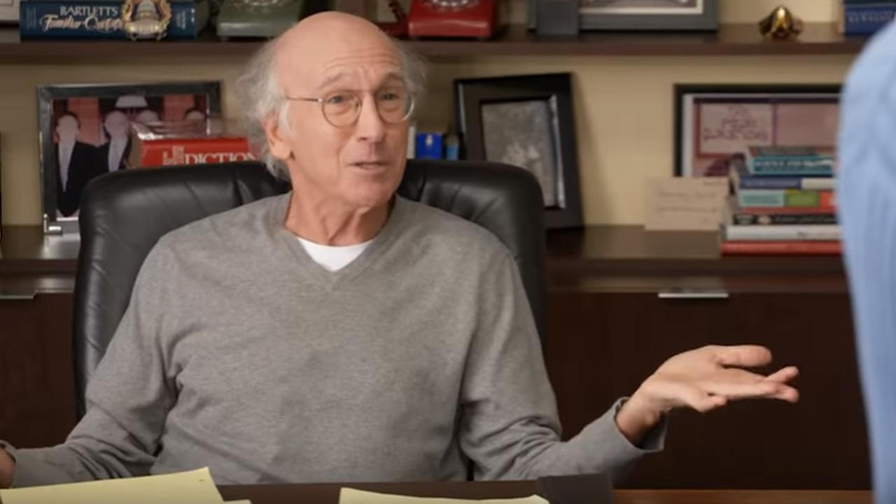 After Six Years Away, Curb Your Enthusiasm Is Back At It. Here'S T_...