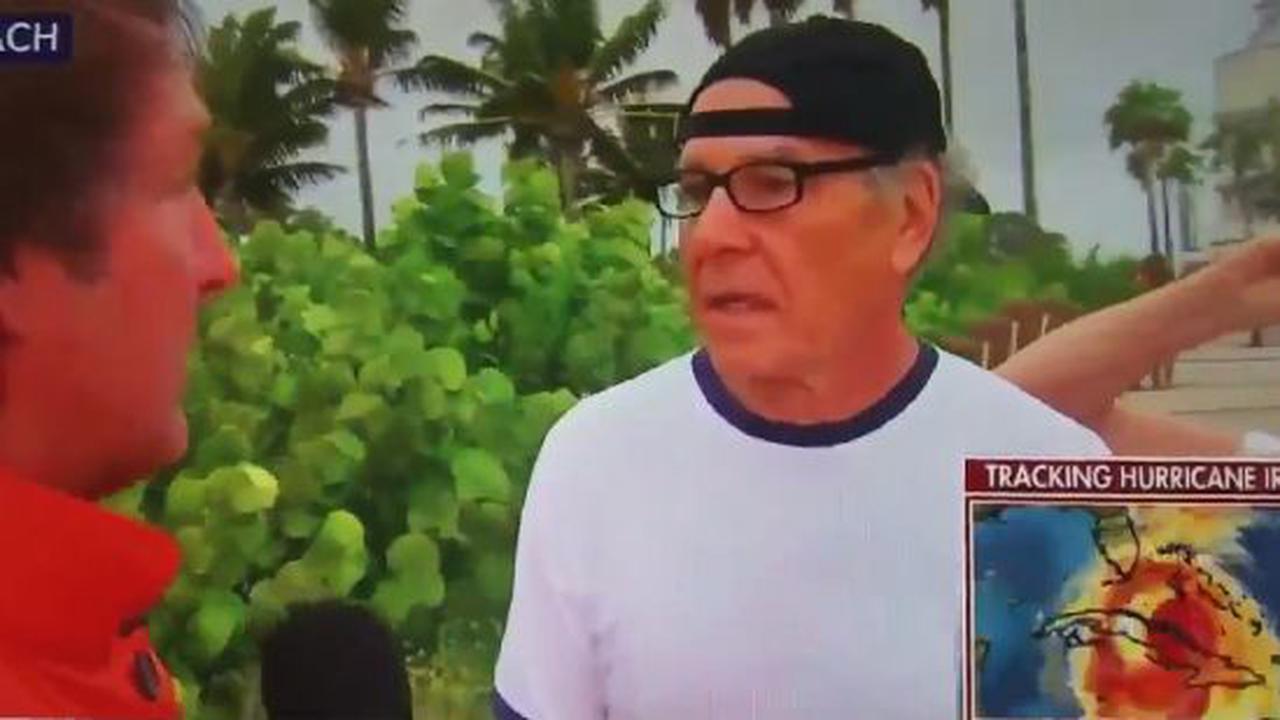 Fox Stumbles On A Random Hurricane Expert