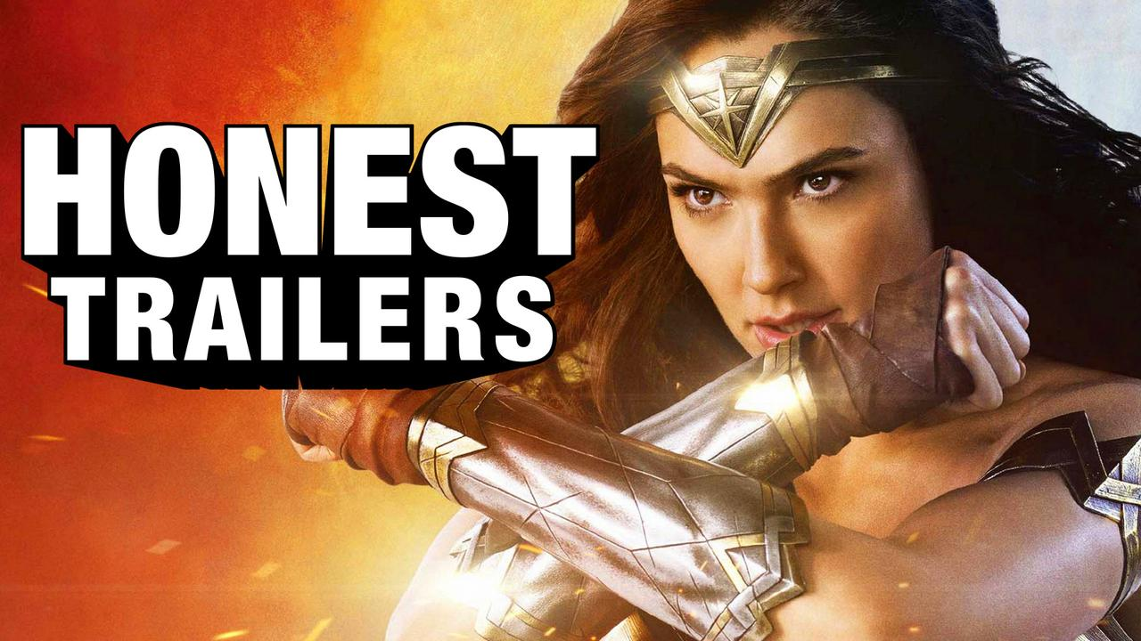 Wonder Woman - Honest Trailers