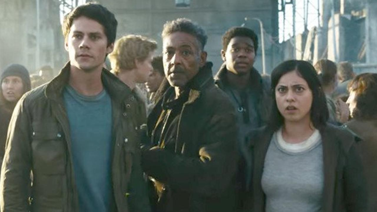Trailer For Maze Runner: The Death Cure Dropped And It Looks Very _...
