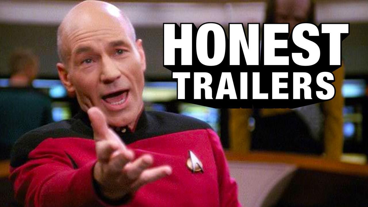 Star Trek: The Next Generation - Honest Trailers