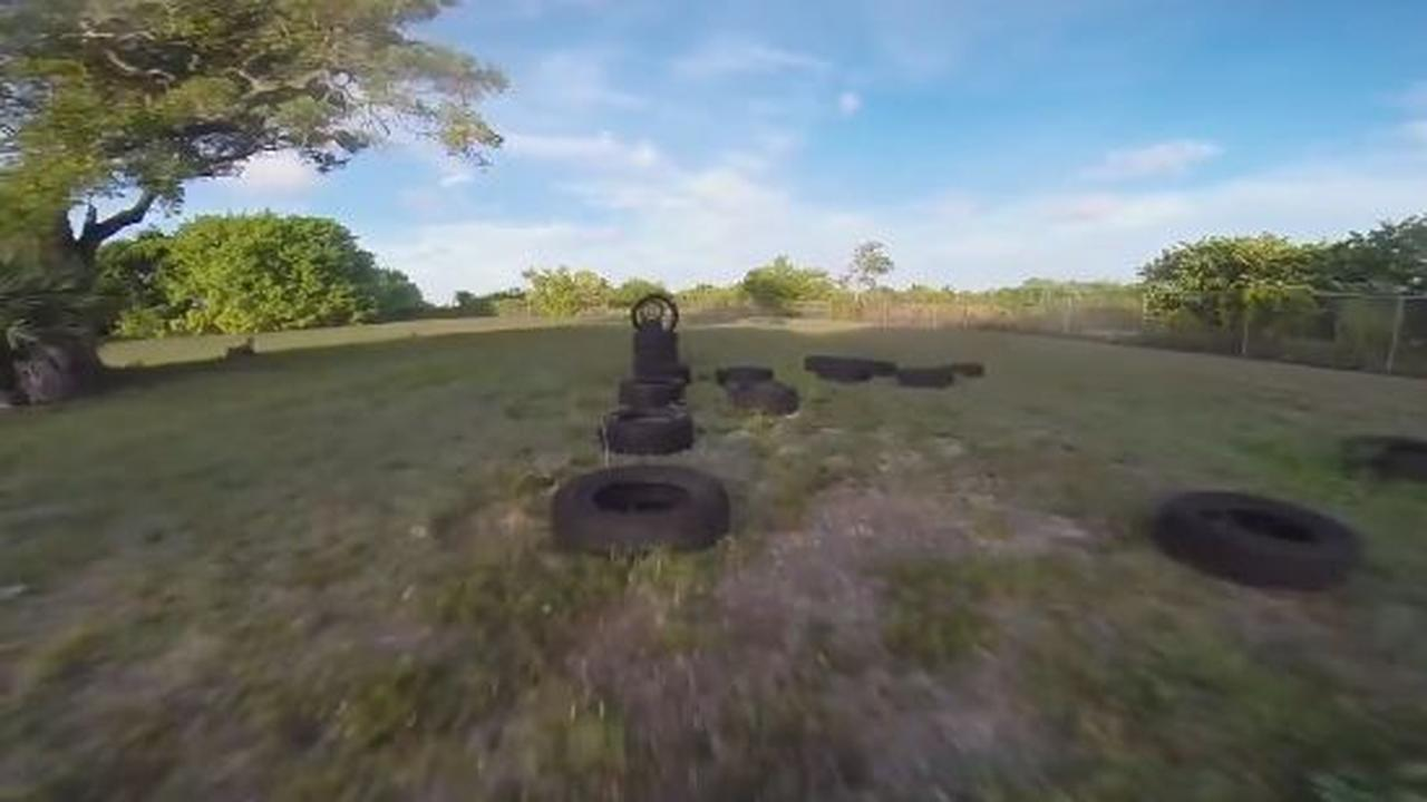 Those Drone Skills Are On Point