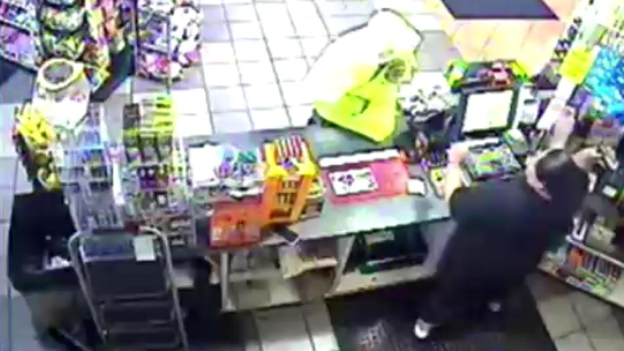 Badass Employee Throws Stapler At Armed Thief To Thwart Robbery