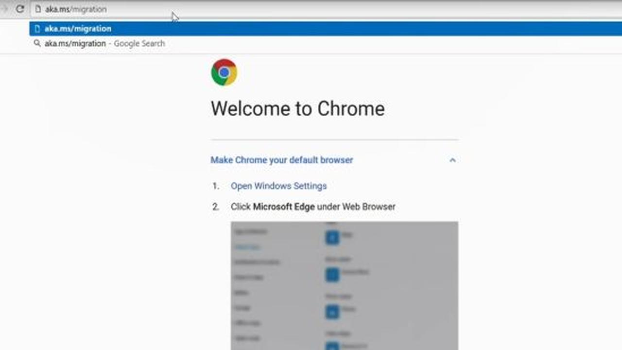 Chrome: The Best Tool For Explaining Microsoft Products
