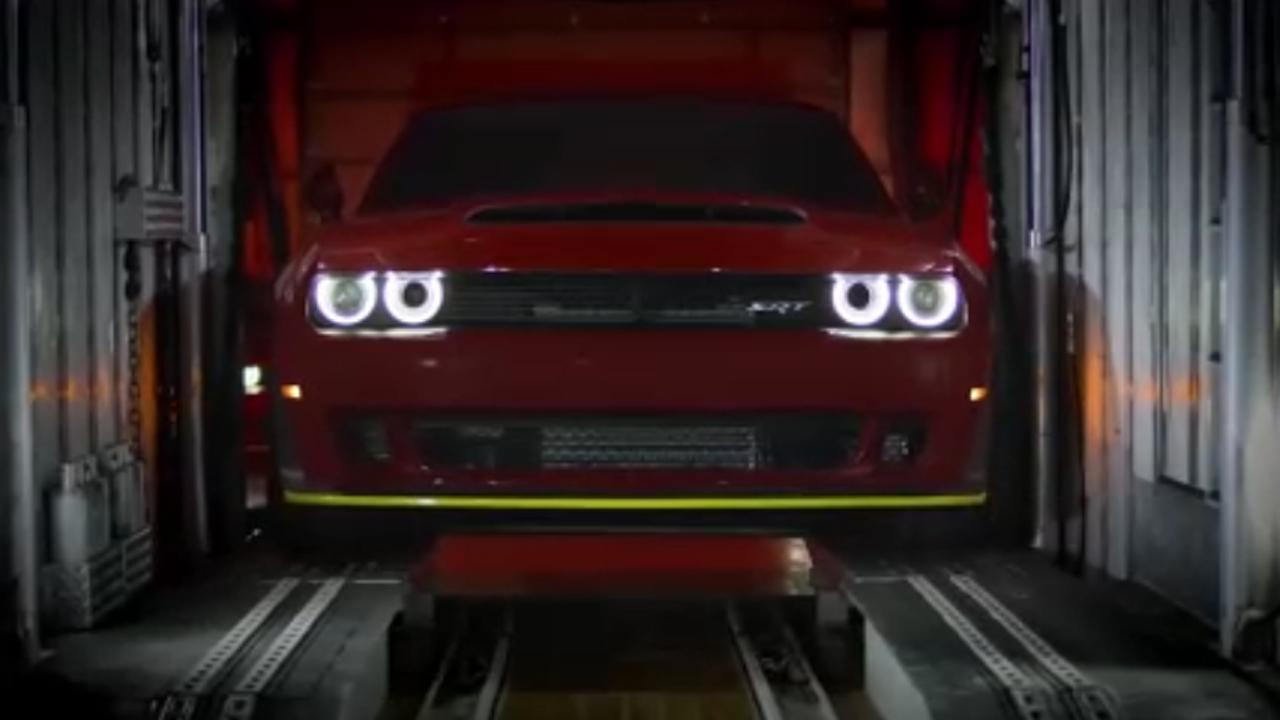 Here'S The Street-Legal 840-Horsepower Dodge Demon That'S Causing _...