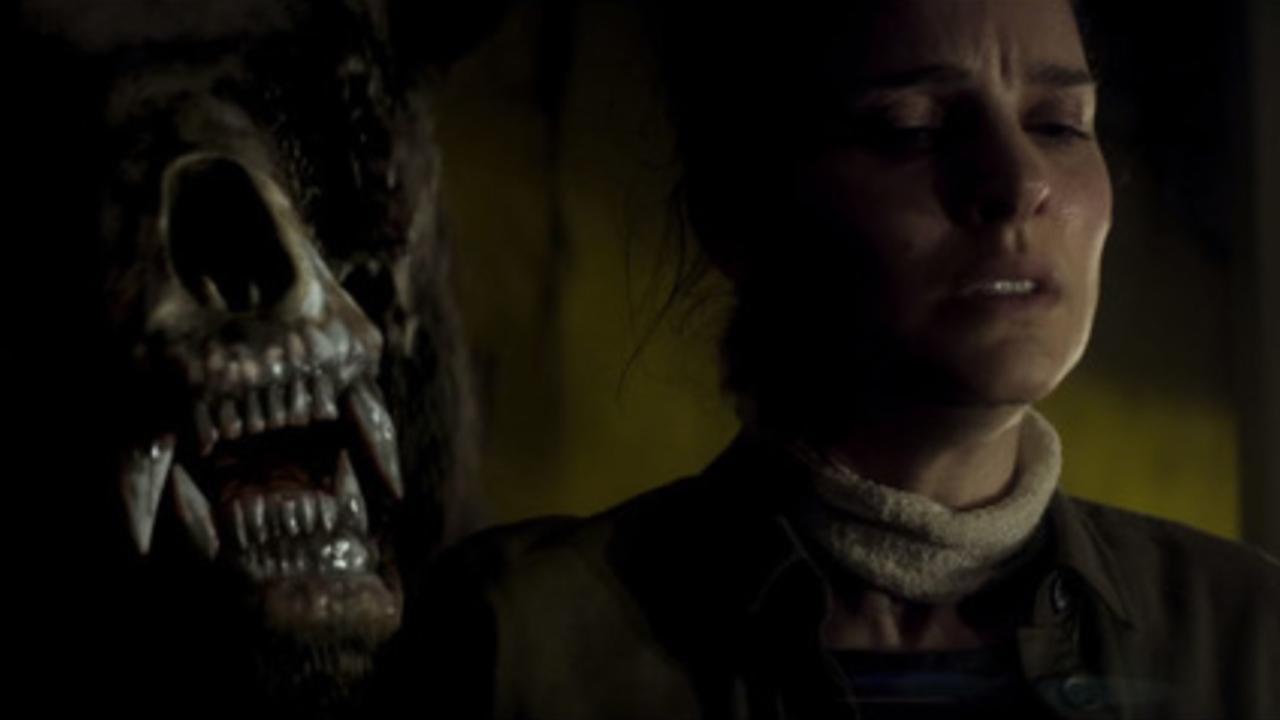 Here'S The Badass Trailer For Annihilation Starring Natalie Portman