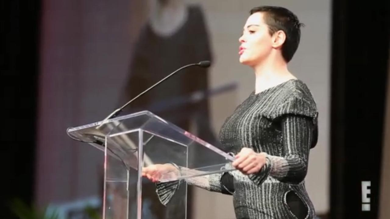 There'S A New Show About Rose Mcgowan And Her Bravery. Here'S The _...