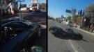 Biker Tells Driver To Stop Texting. In Retaliation, Driver Runs Over Biker.