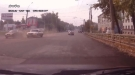 Russian Cop Hijacks Random Driver's Car To Chase Down Suspect
