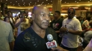 Mike Tyson Burns Floyd Mayweather