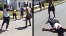 Loudmouth Itching To Fight Gets Knocked On His Backside After One Brutal Punch